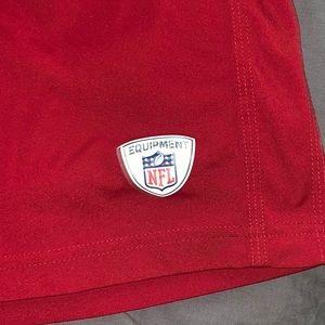 Nike Shorts - New York Giants Nike Dri-Fit Shorts